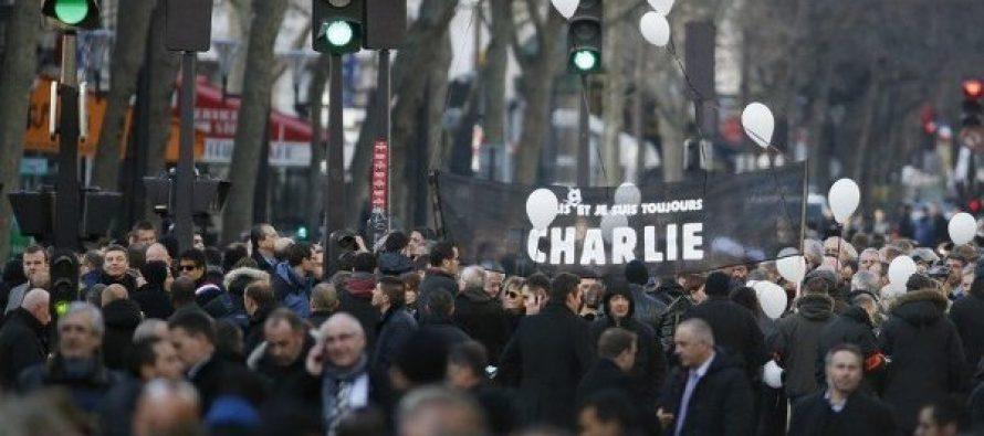 პარიზში მსოფლიო ლიდერების მონაწილეობით გამართული მარში დასრულდა