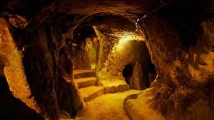თურქულ კაბადოკიაში, უძველესი ქალაქის ნანგრევები აღმოაჩინეს