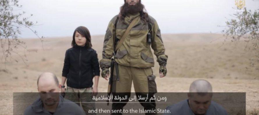 ტერორისტულმა ორგანიზაციის ,,ერაყისა და შამის ისლამური სახელმწიფოს,, მედიარესურსების სტუდია ,,ალ-ჰაიატმა,, ახალი ვიდეო გამოაქვეყნა, სადაც ორი ფსბ-ს გაშიფრული აგენტის დაკითხვა და მათი მკვლელობაა აღბეჭდილი.