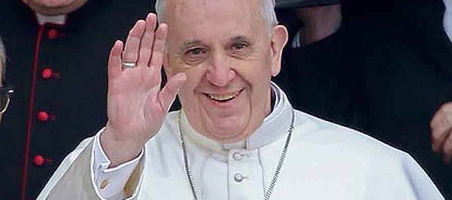 რომის პაპის აზრით გამოხატვის თავისუფლებასაც საზღვარი აქვს