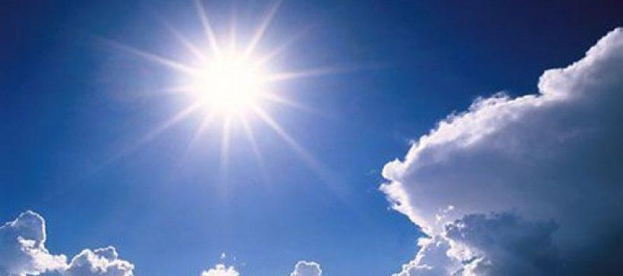 1 თებერვლიდან მზიანი ამინდებია მოსალოდნელი