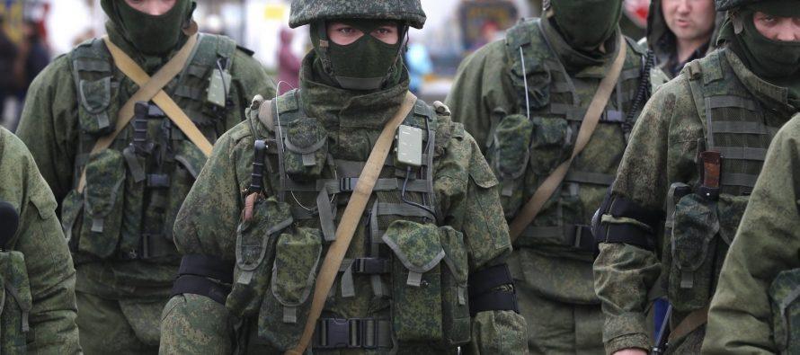 რუსულმა ჯარმა უკრაინის საზღვარი გადალახა