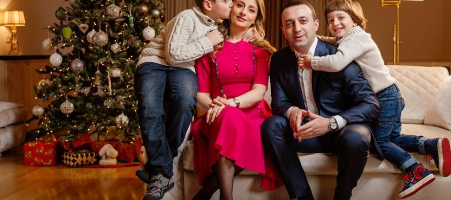 ირაკლი ღარიბაშვილი: უკეთესი მომავლის იმედითა და რწმენით შევეგებოთ შობას