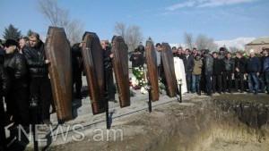 რუსი ჯარისკაცის მიერ დაჭრილი 6 თვის სერიოჟა ავეტისიანი დაიღუპა
