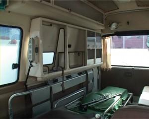 ჯვარის სასწრაფო–სამედიცინო დახმარებას ახალი ავტომანქანა შეემატა