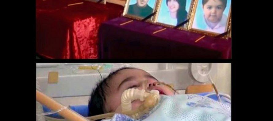 გიუმრიში დაღუპულ 6 თვის ბავშვს ხვალ დაკრძალავენ