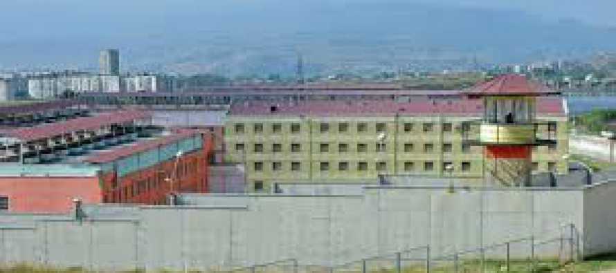 გლდანის ციხეში 55 პატიმარი შიმშილობს