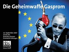 """""""გაზპრომი"""" ევროპისთვის უკრაინის გავლით გაზის მიწოდებაზე უარს ამბობს"""