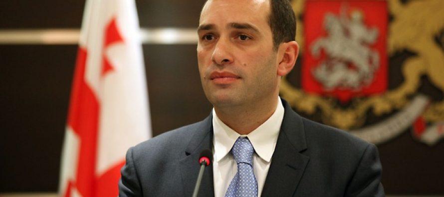 ირაკლი ალასანია: პრეზიდენტის პარლამენტში გამოსვლას მთავრობა აუცილებლად უნდა დაესწროს