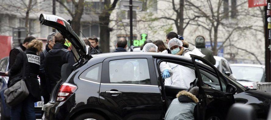 საფრანგეთის პოლიციამ ტერორისტების მანქანას მიაკვლია