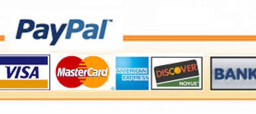 PayPal-მა ყირიმში მომსახურება შეაჩერა