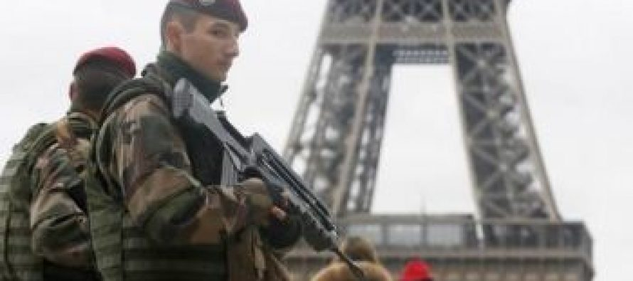 პარიზი კვლავ სამართალდამცავების გაძლიერებული კონტროლის ქვეშ რჩება
