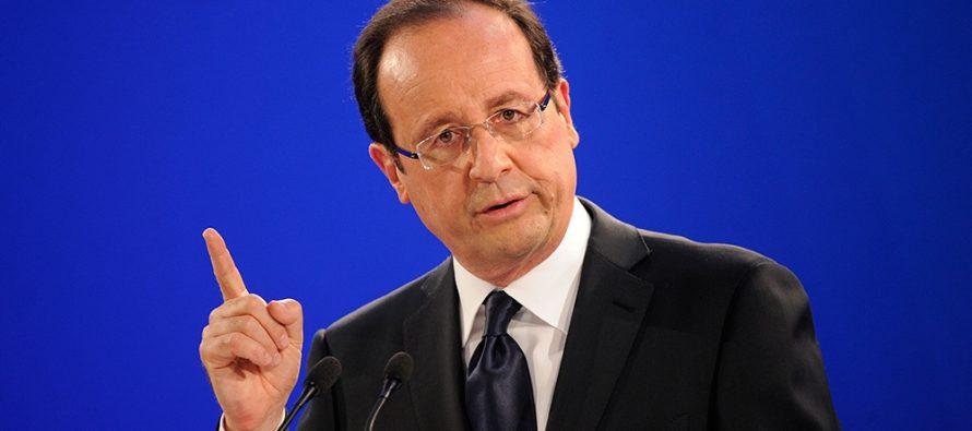 საფრანგეთიის პრეზიდენტმა ყველა რელიგიის დაცვის პირობა დადო