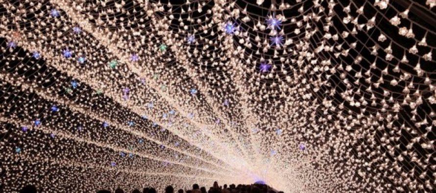 შუქის ფესტივალი იაპონიაში