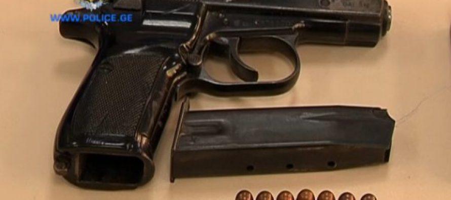 ცეცხლსასროლი იარაღის შეძენის, შენახვისა და ტარებისთვის სასჯელი მკაცრდება