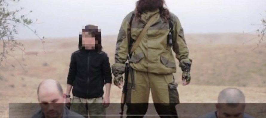 ISIS-ის ტერორისტებმა რუსი აგენტები 10 წლის ბავშვს მოაკვლევინეს