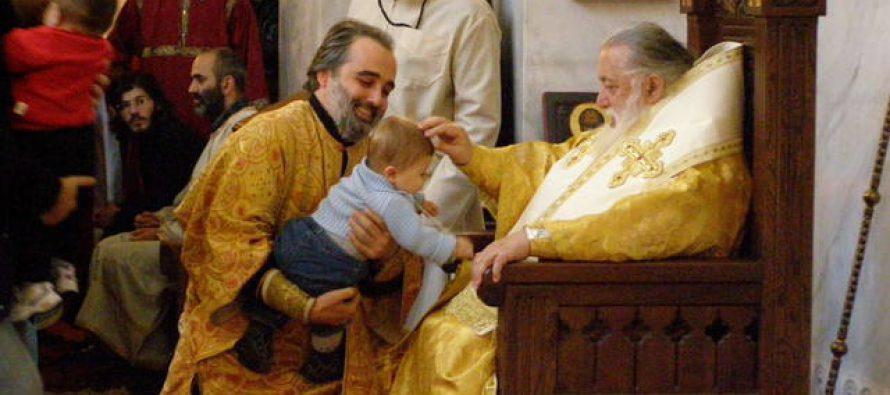 კიდევ 1000-ზე მეტი ბავშვი პატრიარქის ნათლული გახდება