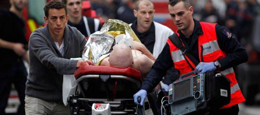 პარიზში, ქაშერულ მაღაზიაში შეიარაღებული პირის შეჭრის შედეგად ერთი ადამიანი დაშავდა