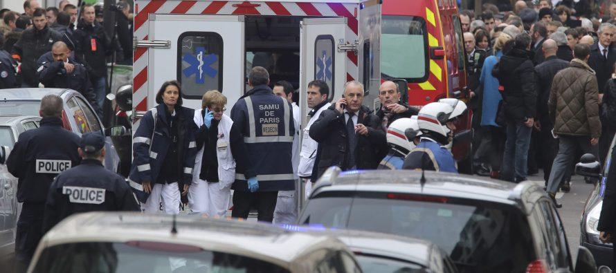 სროლა პარიზის სამხრეთით – დაჭრილია პოლიციელი