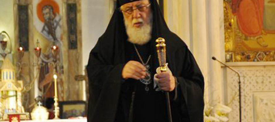 კათოლიკოს-პატრიარქს სურვილი აქვს, დეკანოზ გიორგი მამალაძეს შეხვდეს – ნანუაშვილი