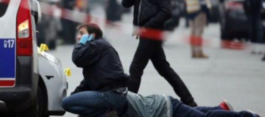საფრანგეთმა 88 ათასი სამხედროს და პოლიციელის მობილიზება მოახდინა