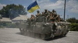 რუსეთის 4 ოლქიდან უკრაინის საზღვრის მიმართულებით მძიმე ტექნიკა გადაადგილდება
