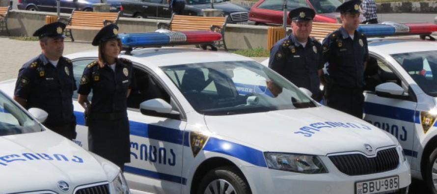 """საპატრულო პოლიციის დეპარტამენტი """"ნაციონალური მოძრაობის"""" მიერ დღეს გავრცელებულ ვიდეომასალაზე კომენტარს აკეთებს"""