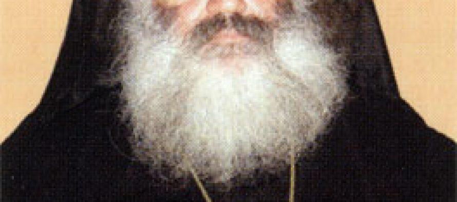 მარაბდელი მიტროპოლიტი თადეოზ იორამაშვილი გარდაიცვალა