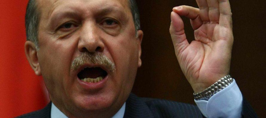 ერდოღანმა სარგსიანი თურქეთში დაპატიჟა