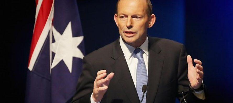 ებოტის განცხადებით ავსტრალია უკრაინაში საკუთარ ჯარს გააგზავნის
