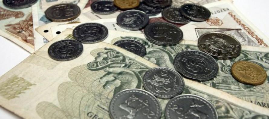 1 აშშ დოლარის ოფიციალური ღირებულება 2.6499 ლარი გახდა