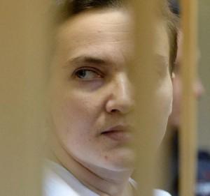 რუსეთში დაკავებული უკრაინელი მფრინავის ნადეჟდა სავჩენკოს გათავისუფლების შესახებ შეთანხმდნენ
