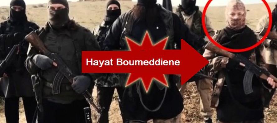 პარიზიდნ გაქცეული ტერორისტი ქალი ჯიჰადისტების ვიდეოში გამოჩნდა