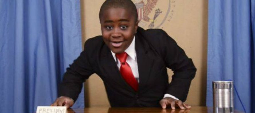 """ბავშვი-პრეზიდენტი: """"ერის ლიდერი, რომელსაც ყველა ელოდებოდა"""""""