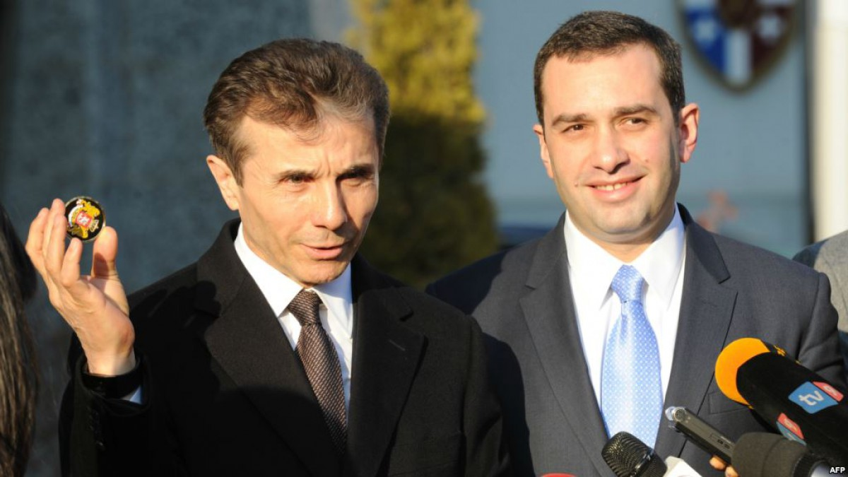 ირაკლი ალასანიამ ბიძინა ივანიშვილს ღია ომი გამოუცხადა