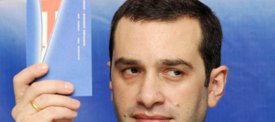 """""""თავისუფალი დემოკრატების"""" ლიდერი ირაკლი ალასანია ყოფილ პრემიერ-მინისტრს ბიძინა ივანიშვილს დებატებში იწვევს"""