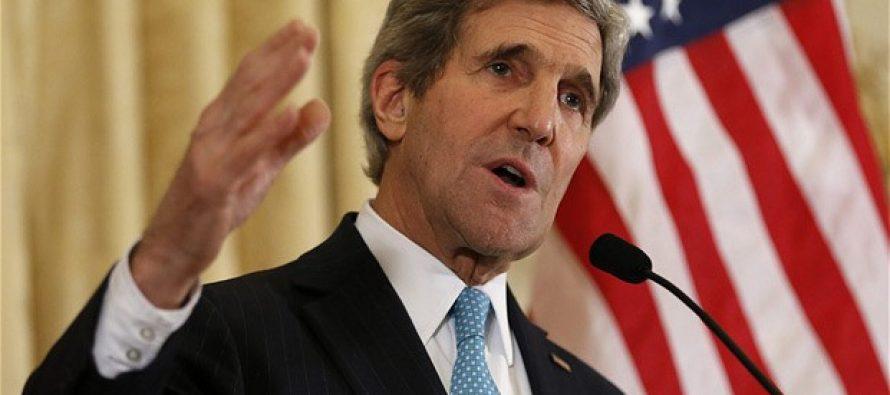 ჯონ კერი – აშშ და ევროკავშირი რუსეთისთვის ახალი სანქციების დაწესებას განიხილავენ