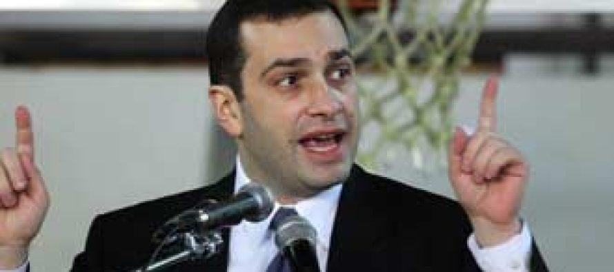 ირაკლი ალასანია ბიძინა ივანიშვილსა და მოსამართლეებს შორის საიდუმლო გარიგებაზე საუბრობს
