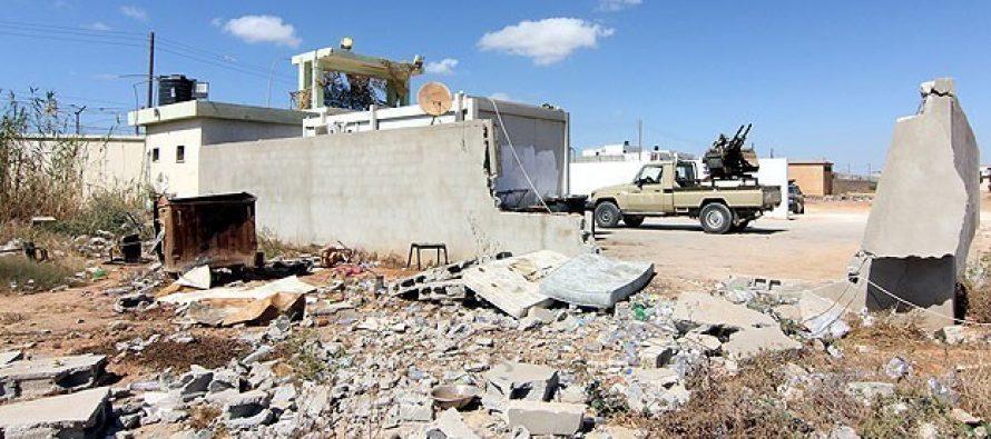 ლიბიაში ტერაქტებს 20 ადამიანი ემსხვერპლა