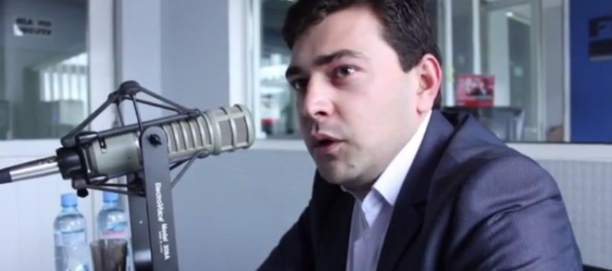 """პოლიტიკური გაერთიანება ,,რეფორმატორები""""-ს ლიდერი ირაკლი ღლონტი საზოგადოებას მიმართავს"""