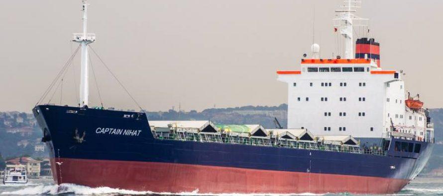ფოთში რუსეთის დროშით მცურავი გემი 65000 ლარით დააჯარიმეს