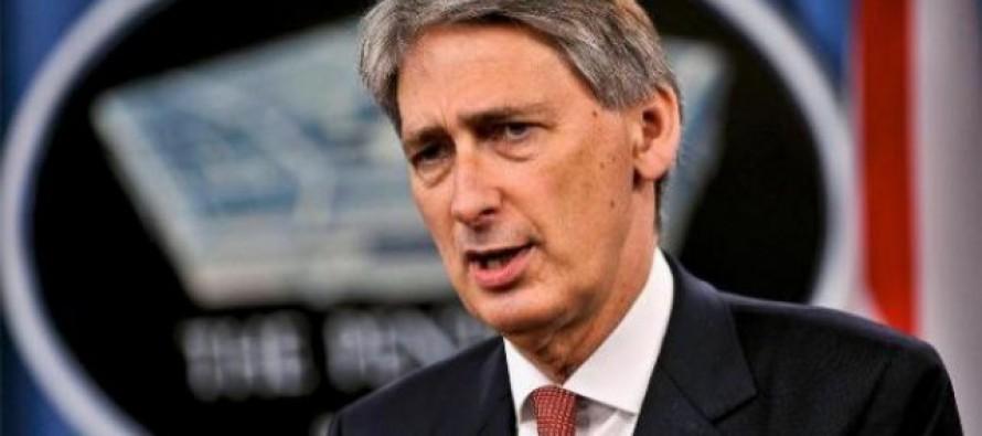 ინგლისის საგარეო საქმეთა მინისტრმა ვლადიმერ პუტინს ტირანი უწოდა