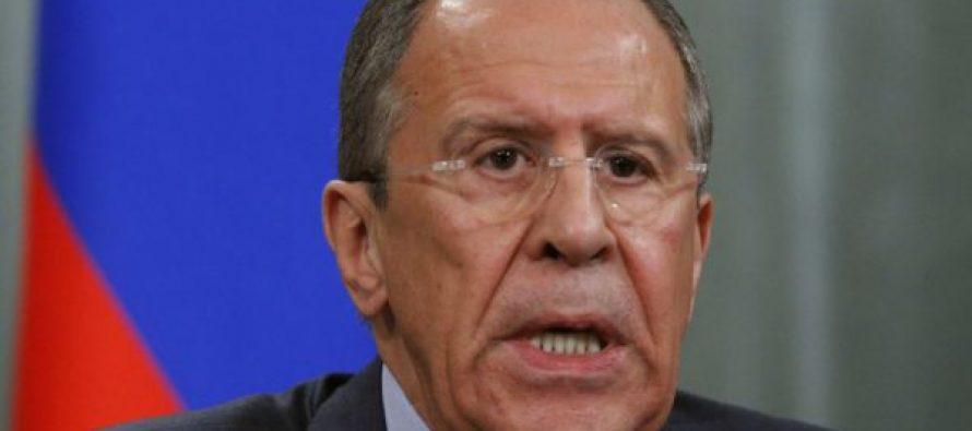 ლავროვი: დასავლეთთან ურთიერთობა იმაზე უარესია, ვიდრე ცივი ომის დროს იყო