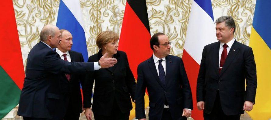 """""""შეხვედრა ნაყოფიერი იყო,"""" – ალექსანდრე ლუკაშენკო"""