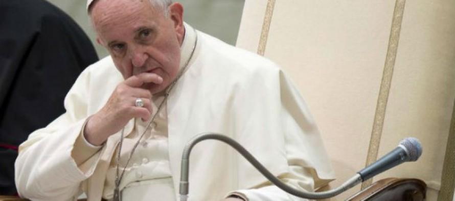 რომის პაპი: დაფიქრდით, ეს ხომ ომია ქრისტიანებს შორის