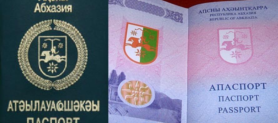 აფხაზეთში პასპორტიზაციის განახლებაზე მუშაობენ
