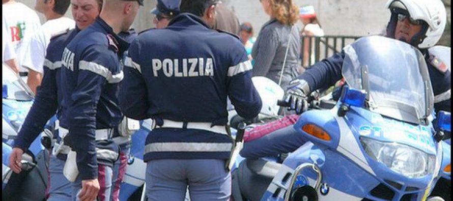 პოლიციელთა მასშტაბური გაფიცვა იტალიაში