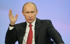 რუსეთი ომს არავისთან აპირებს-ვლადიმერ პუტინი