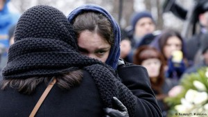 ნემცოვის ქალიშვილი: მკვლელობა კრემლის სრული მხარდაჭერით მოხდა