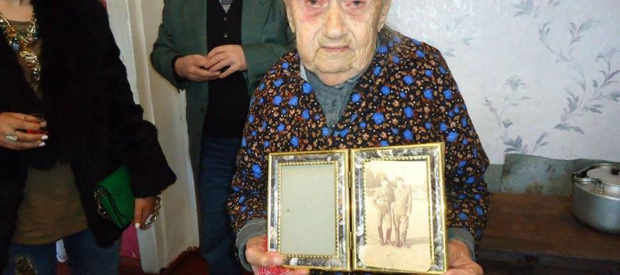 87 წლის ქალბატონი უგზო-უკვლოდ დაკარგული შვილის მოლოდინშია